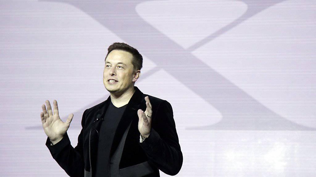 Hansdampf in so vielen Sachen: Tesla-CEO Elon Musk will die Solarfirma SolarCity übernehmen. (Archivbild)