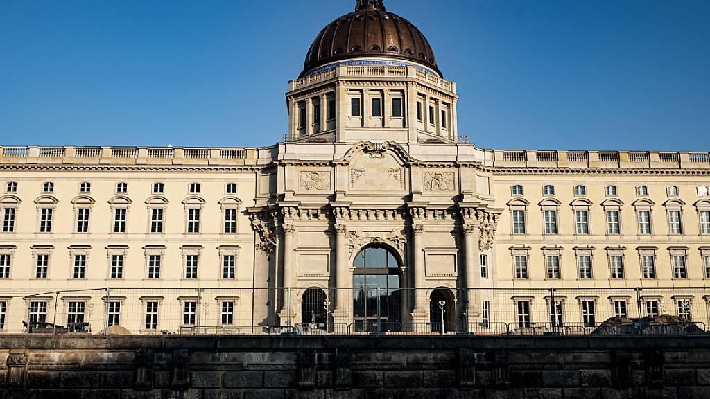 Berliner Humboldt Forum soll Kolonialgeschichte aufarbeiten