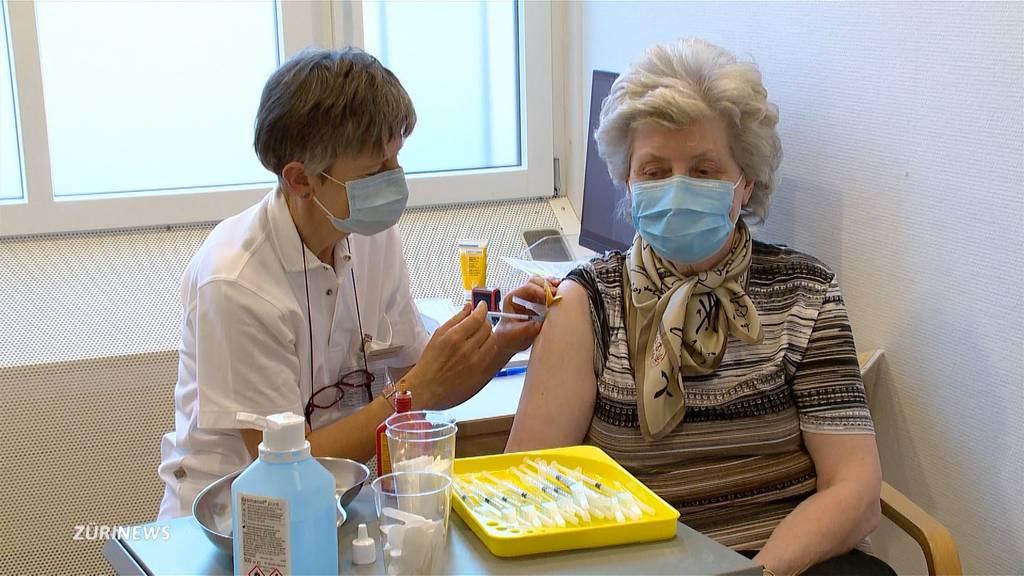 Impfbereitschaft steigt in Schweiz auf 73 %