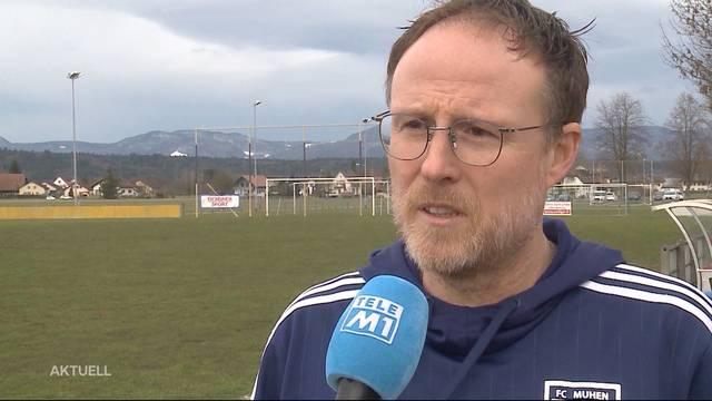 FC Muhen verliert knapp an Urne