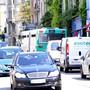 Der Basler Verkehr soll über Ampelanlagen besser reguliert werden.