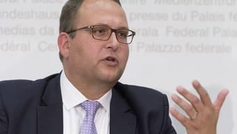 Der Tessiner Bundesratskandidat Norman Gobbi gilt als  «Law-and-Order»-Politiker.
