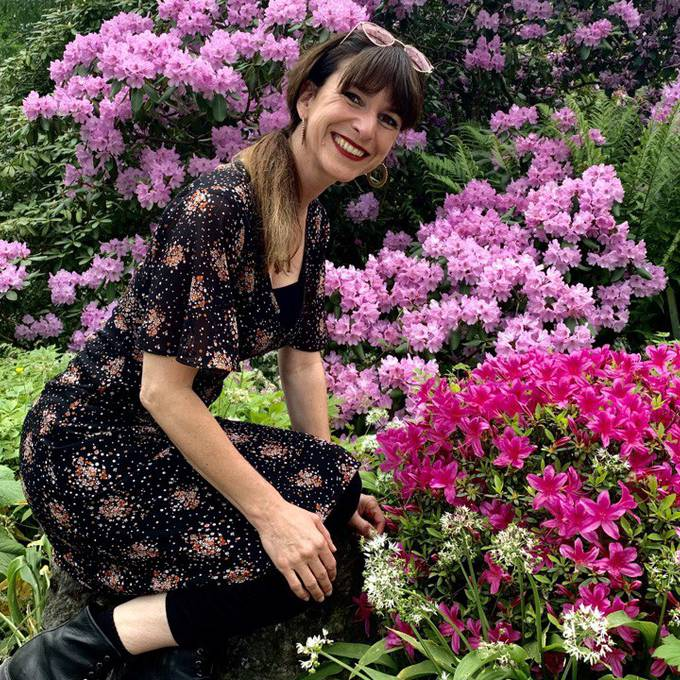 Seleger Moor - Sharon will in den Blüten baden