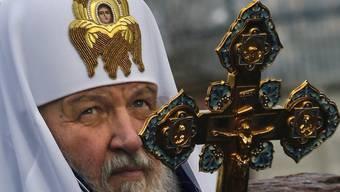 Der Patriarch der orthodoxen Kirche Russlands (Archiv)