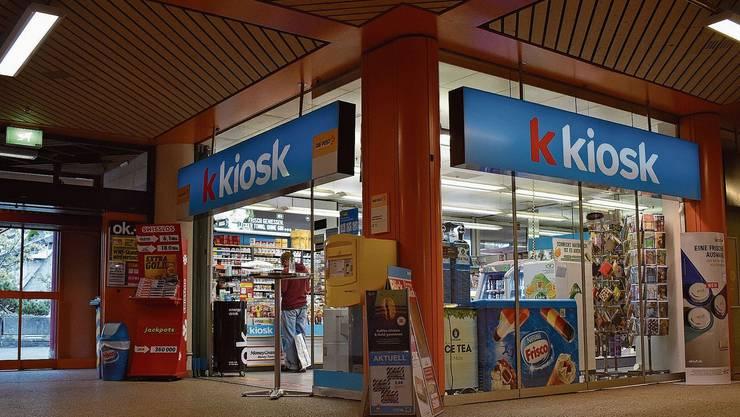 Der Kiosk im Zentrum Liebrüti schliesst Ende Jahr, weil er laut Betreiberin Valora «nicht mehr rentabel» ist.