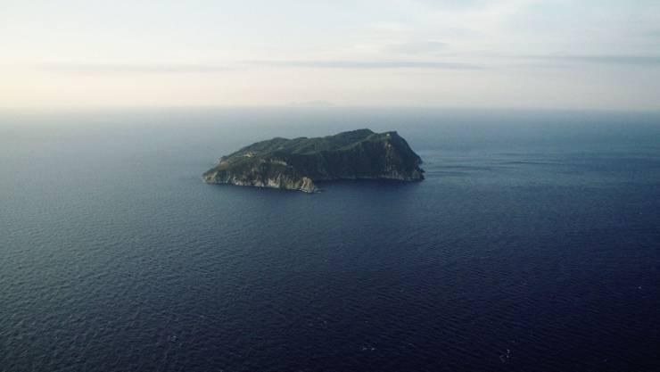 Keine Feriendestination: Die italienische Insel Gorgona kann in den Sommermonaten nur nach Voranmeldung besucht werden.