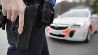 Nach dem Überfall auf das Juweliergeschäft leitete die Kantonspolizei Waadt eine grossangelegte Fahndung ein. (Symbolbild)