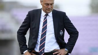 Manzo ist nicht mehr Trainer von Lugano