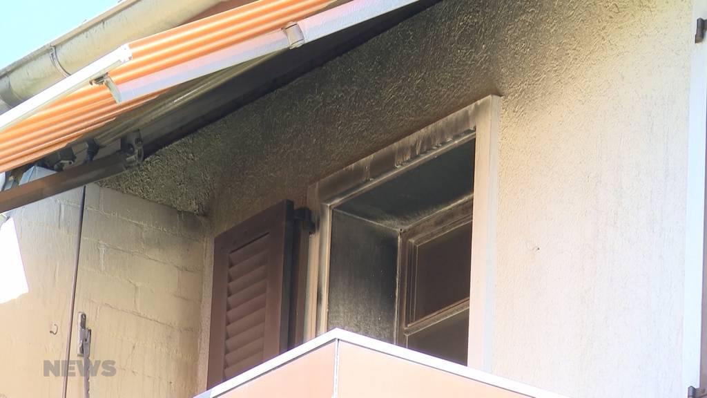 Wohnungsbrand in Burgdorf: Feuerwehr entdeckt tote Frau