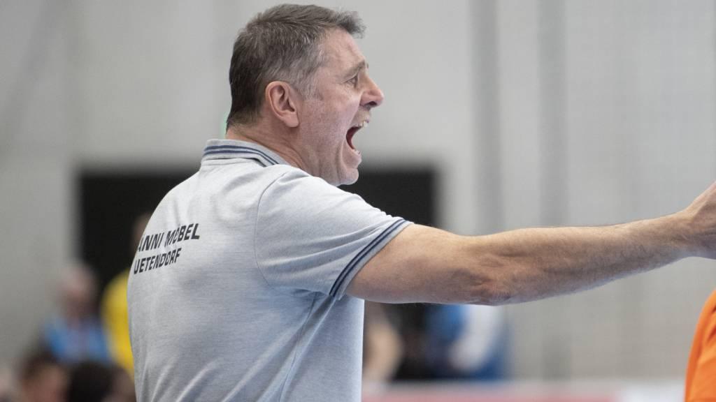 Wacker Thun verliert Trainer Martin Rubin