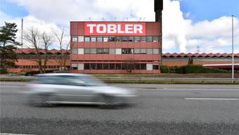 Das ehemalige Postverteilzentrum in Däniken ist heute eines von zwei Logistikcentern von Meier Tobler.