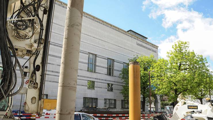 Basel-Stadt zahlt für den Erweiterungsbau des Kunstmuseums 50 Millionen Franken – und muss nun auch für Altbau tief in die Tasche greifen.