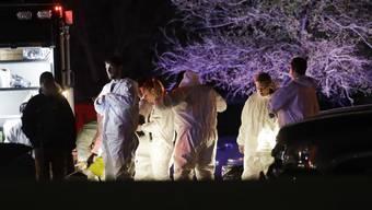 Der Paketbomber von Austin, Texas ist tot (21. März 2018)