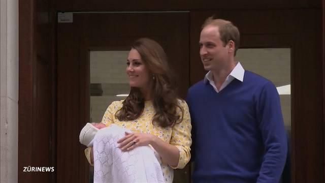 Es ist ein Junge! 3. Kind für Prinz William und Kate