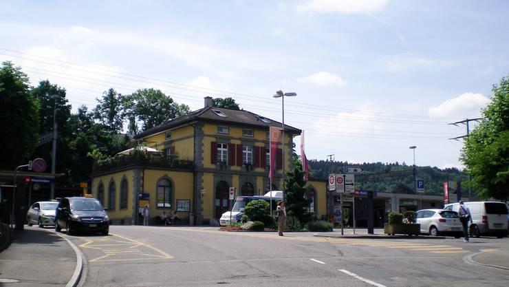 Das Bahnhofsareal wurde letzte Woche von der Realstone SA übernommen.