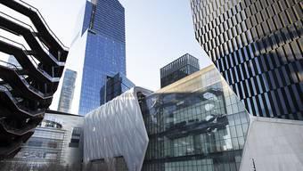 """In New York wird am Freitag das Kulturzentrum """"The Shed"""" eröffnet. Das Kulturzentrum soll eine Plattform für Kunst im 21. Jahrhundert werden."""