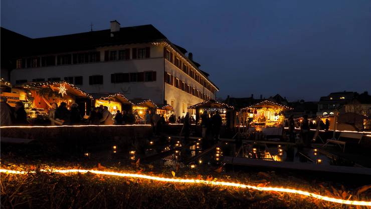 Auch die 7. Ausgabe des Adventsmarkts im Klostergarten wird zum Publikumsmagneten werden.