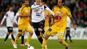 Aarau verliert gegen Luzern trotz Führung mit 0:1