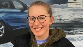 Livia Becher (18), Schülerin, Seon.