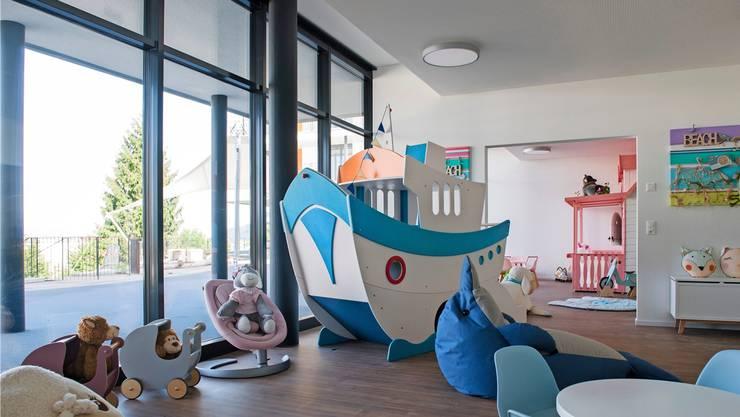 Pro Gruppe braucht eine Kindertagesstätte im Kanton Zürich heute zwei Räume. Solche Vorgaben werden nun überprüft.