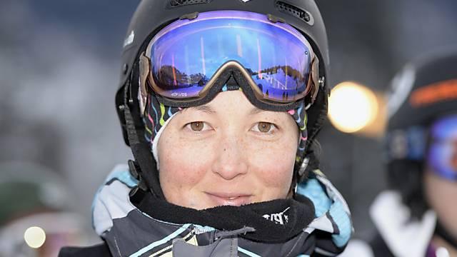 Eveline Bhend stand im Weltcup schon zweimal auf dem Podium
