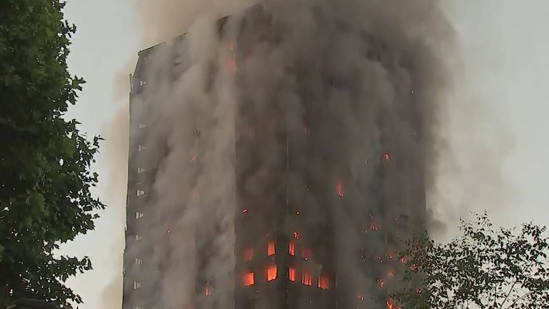 Grenfell-Tower: Viele Leben hätten gerettet werden können
