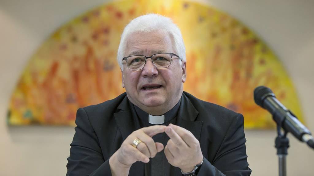 Haben Sie Angst vor dem Sterben, Herr Bischof?