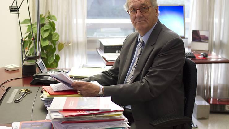 Der Präsident der Wirtschaftskammer Schweiz-Iran, Philippe Welti, ist überzeugt, dass China in die wirtschaftlichen Breschen springen wird. (Archivbild)