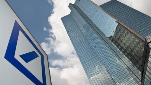 Hauptsitz in Frankfurt: Gewinn der Deutschen Bank steigt weiter