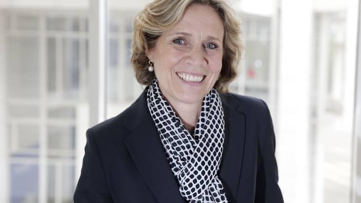 «Wir müssen unsere Bescheidenheit ablegen», sagt Patricia von Falkenstein und kündigt eine forsche Öffentlichkeitsarbeit ihrer Partei an.