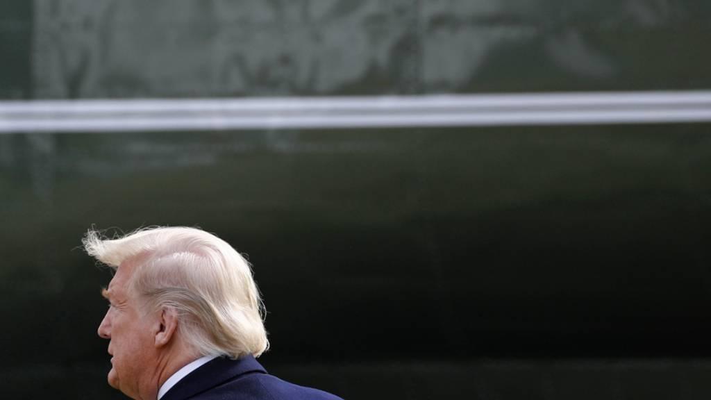 Zweites Amtsenthebungsverfahren gegen Trump beginnt im US-Senat