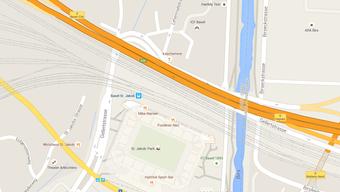 Ein Auffahrunfall auf der A2 sorgte heute Morgen im Dreiland für Staus.