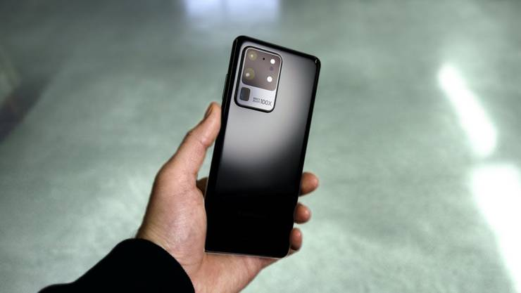Das Samsung Galaxy S20 Ultra kostet 1349 Franken.