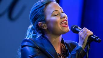 Weiss, wie man aus dem Tief herausfindet: Demi Lovato (Archiv)