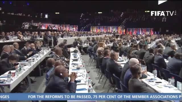 Der Fifa-Kongress sagt Ja zu den Reformen