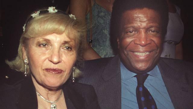 Bild aus vergangenen Zeiten: Mireille und Roberto Blanco (Archiv)