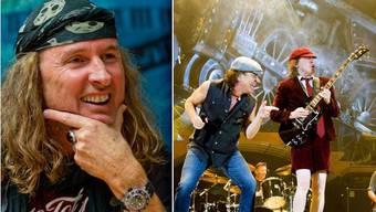 «Es war schlicht die Rock-'n'-Roll-Götterhämmerung», sagt Chris von Rohr über sein erstes Konzert von AC/DC.