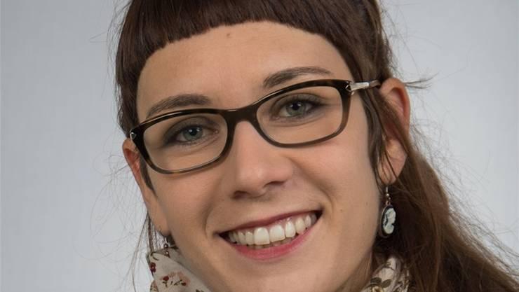 Berit Ducommun, neue operative Leiterin der Stiftung Schmelzi.