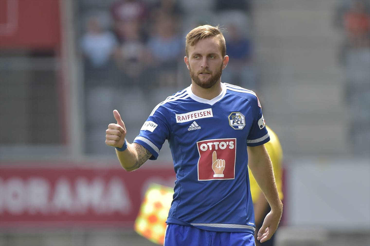 FCL - Spieler Jakob Jantscher wartet auf den ersten Sieg in der Rückrunde.