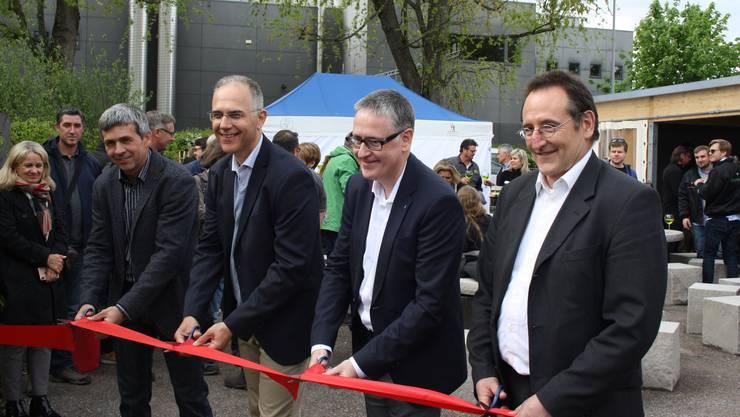 Am Freitag wurde die Gartenschau in Dietikon offiziell eröffnet. (Archivbild)