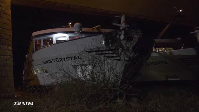 27 Personen bei Schiffsunfall verletzt