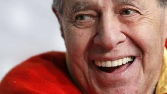 Jahrzehntelang trat Lewis in Filmen auf, berühmt war er für seine übertriebenen Grimassen. Nun ist er 91-jährig gestorben. (Archiv)