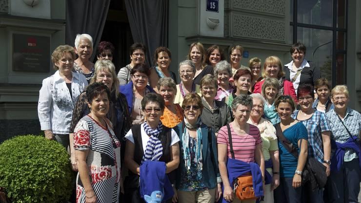 anlässlich der Vereinsreise nach Prag