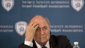 Die Bundesanwaltschaft hat im Verfahren gegen Ex-FIFA-Präsident Sepp Blatter die Büros des französischen Fussballverbandes durchsuchen lassen. (Archivbild)