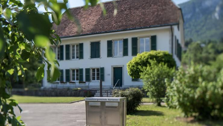 Der Gemeinderat Rüttenen verabschiedet das Budget 2020. (Archivbild)