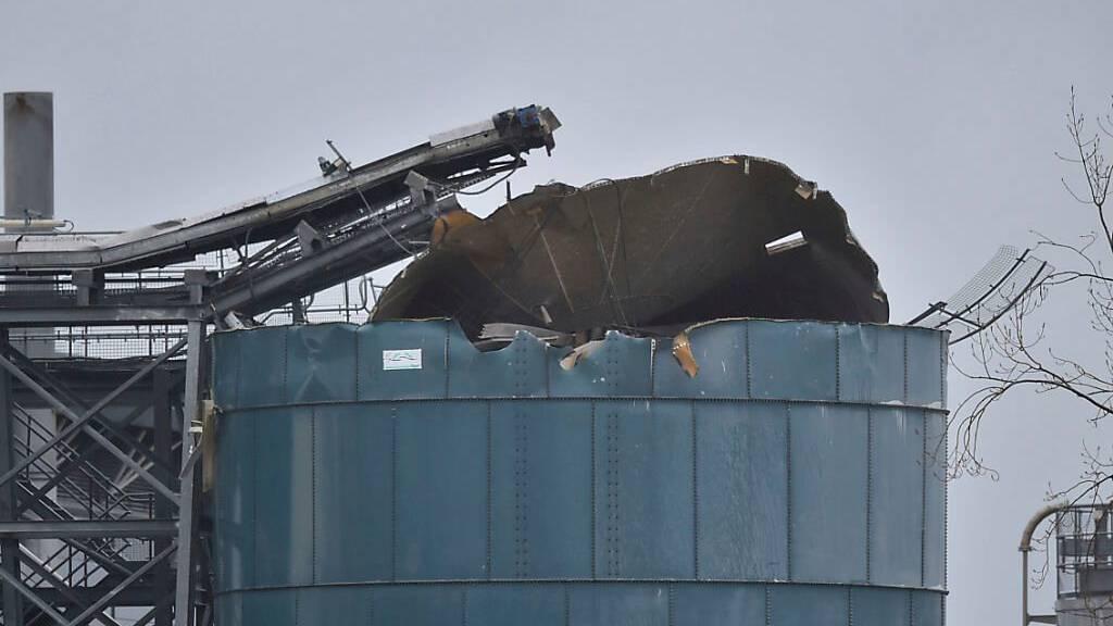 Grosse Explosion nahe Bristol – Berichte über mehrere Verletzte
