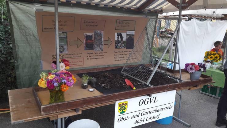 Viele Informationen zum Thema Kompost