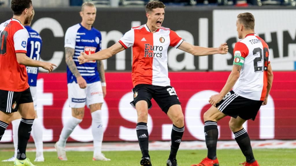 Feyenoord zu stark für Luzern