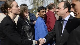 Hollande zu Besuch in der Schweiz, Tag 2