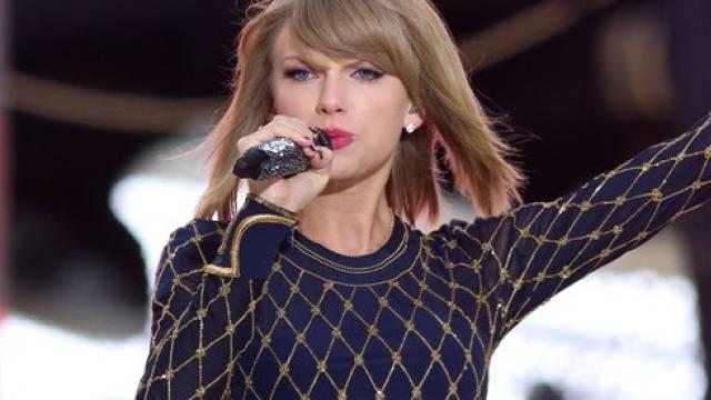 Fordert anständige Bezahlung für ihre Musik: Taylor Swift (Archiv)